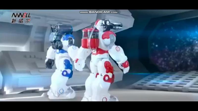 Робот-полицейский \ Робот-пожарный