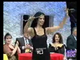 Nabila Metwali - Dabke dance with assaya - Lebanese bellydancer