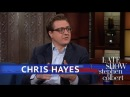 Chris Hayes On Trump-Russia Allegations: Why Is Everyone Acting Guilty?