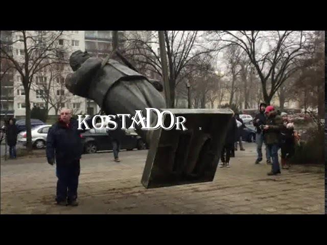 Schock! Stalin-Statue in Berlin errichtet