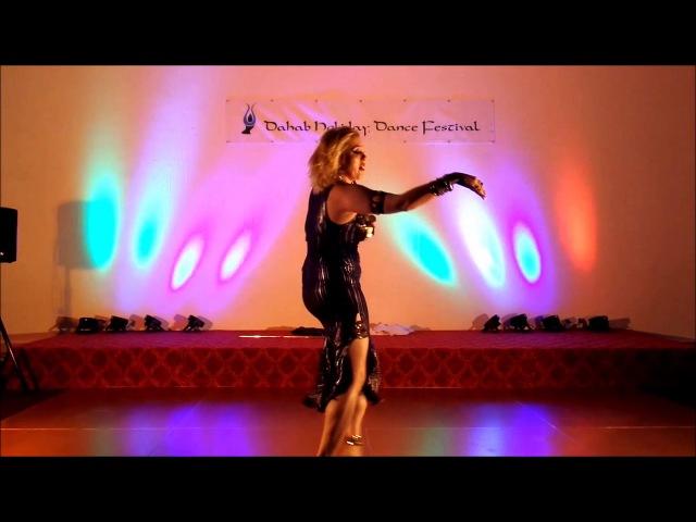 Joana Saahirah Tabla Solo at Dahab Festival