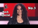The Voice - My Top 20 Blind Auditions Worldwide (Rock Special No.3)