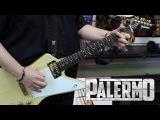 Palermo Guitars Custom X-PLORER Destroyer 58 Test Van Halen Metallica Black Sabbath
