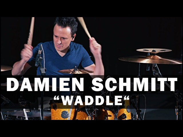 Meinl Cymbals - Damien Schmitt - Waddle