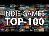 Top 100 Best Indie Games of all time in 8 minutes  Лучшие инди игры