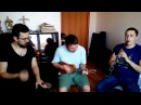 Don't Worry, Be Happy Bobby McFerrin ukulele-clarinet cover