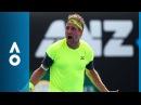 Maximilian Marterer v Tennys Sandgren match highlights (3R) | Australian Open 2018