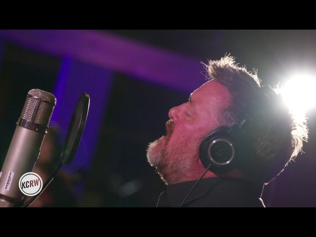 Elbow performing All Disco Live on KCRW