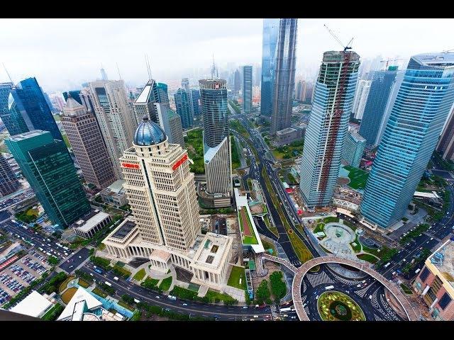 Китай творит чудеса: Самый большой транспортный центр в мире. Discovery. Наука и обра ...