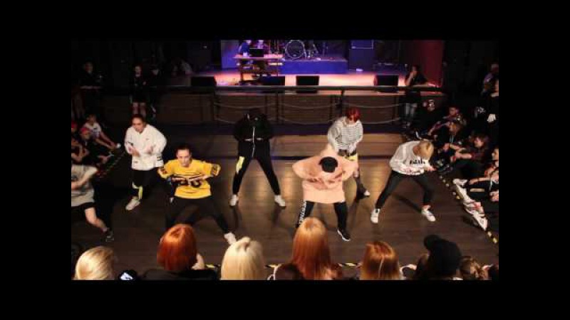BEE4 - IKON - Intro (Biling Bling) B-DAY - K-POP COVER BATTLE STAGE 2