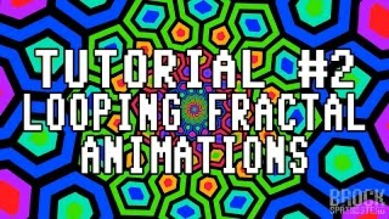 Tutorial 2 - How to Create Looping Fractal Animations Using Adobe Illustrator and After Effects
