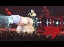 Rammstein - Pussy [06.11.2011 - Bratislava] (multicam by popaduba) HD