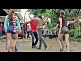 Bailando Salsa Estilo Cali Colombia Demostraci