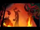 Мулан, сцена с Мушу