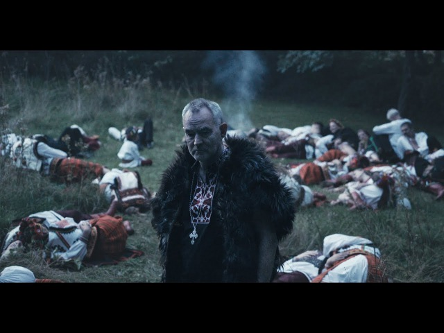 The Ukrainians - Last night with the Slavic gods - Щедрик - Shchedryk
