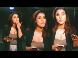 Kajol on Live | Hot Tight Wardrobe