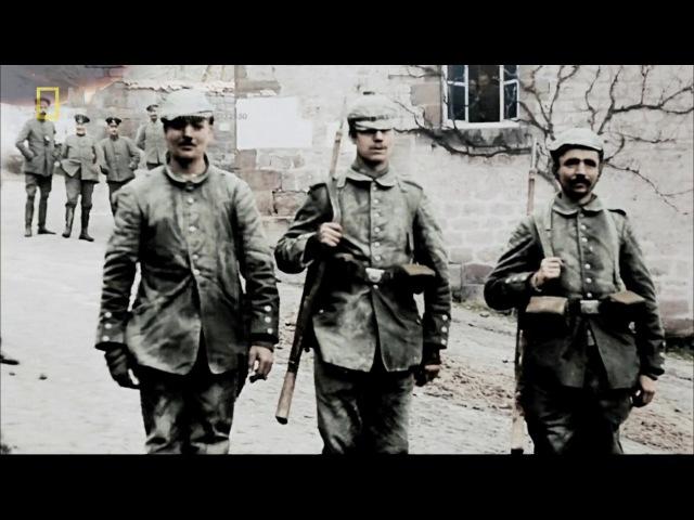 Апокалипсис Первой мировой Верден, 01 серия Мясорубка (документальный 2016)