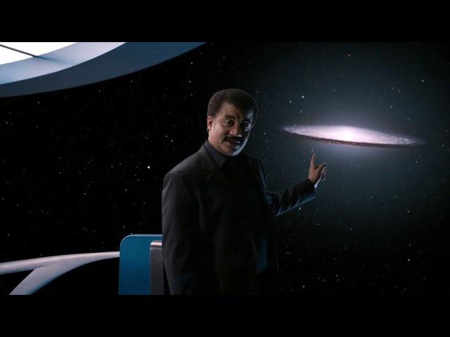 Космос Пространство и время Небо, полное призраков