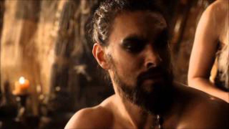 Khal Drogo Daenerys (Game of Thrones)