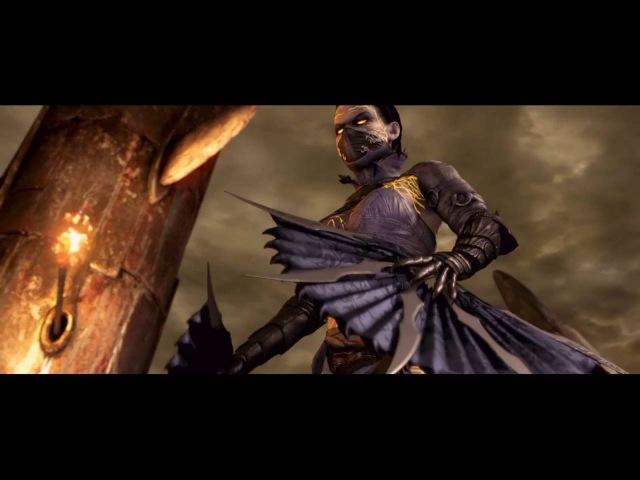 Mortal Kombat X Music Video Kitana Tribute