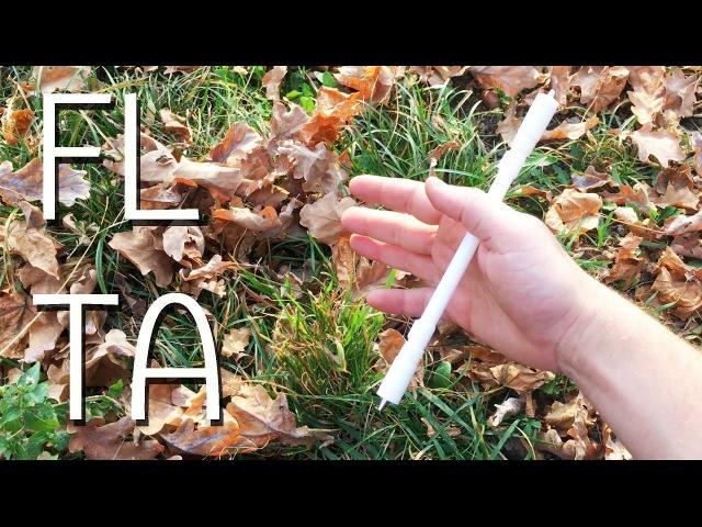 Обучение Pen Spinning FingerLess ThumbAround FL TA