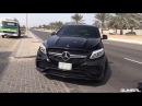 Mercedes AMG GLE63s RS800 BRUTAL EXHAUST SOUNDS