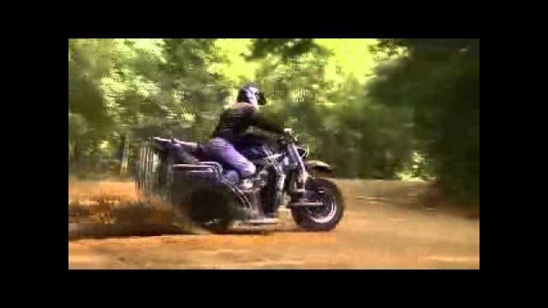 Yamaha FZ1 Dual Sport Sidecar