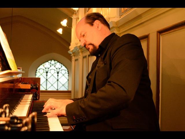 Aulis Sallinen VARIAZIONI PER ORGANO op. 104 - Kalevi Kiviniemi - WORLD PREMIERE