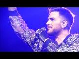 Queen Adam Lambert, Break Free, Up Close! Feb.2018, HD