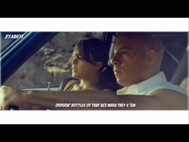 G-Eazy Kehlani - Good Life (Fast Furious) Lyric Video