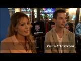 Presentación de Nataly Umaña Oka Giner y Giovanna K SWISS