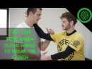 Using Tai Chi in MMA - Cloud Hands to Break the Clinch Tutorial