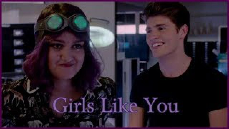 [chase and gert] I need a girl like you...