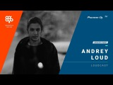 ANDREY LOUD megapolis 89.5 fm @ Pioneer DJ TV | Moscow