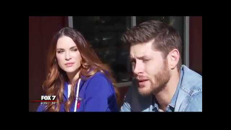 Jensen Ackles His Wife New Interview About Their Family Business Beer Company 2018