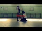 репетиция -Марина Павлова и я.