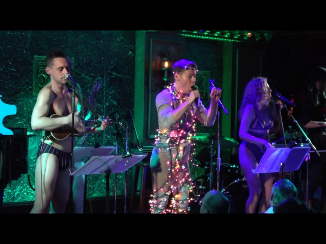 The Skivvies and Randy Harrison - Lights Medley