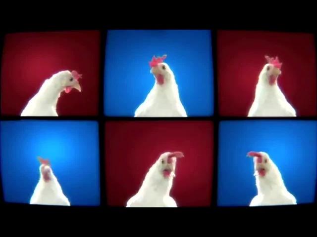 Chicken techno vs Vitas 7th Element · coub, коуб