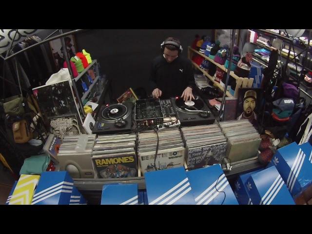 Iljas instore mix 28:02 vinyl only
