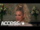 Khloé Kardashian Dishes On Her Pregnancy Does She Have A Baby Name Picked Out Access