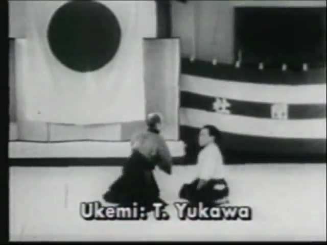 Aikido the origin, Daito Ryu Aiki Ju Jutsu Morihei Ueshiba 1930