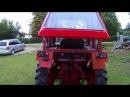 Трактор т 25 переделка заднего окна