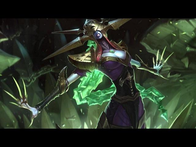 Лига Легенд | Лиссандра - Королева клинков