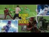 Justice League (2017) - Superman Vs Flash - Behind The Scenes