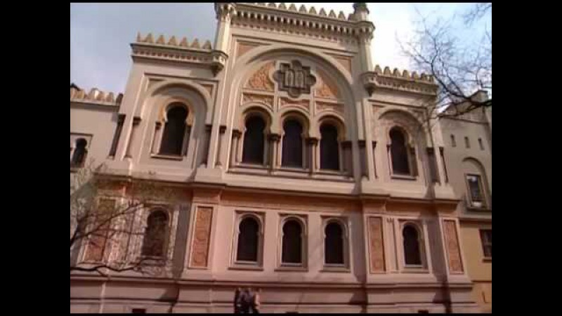 Documental. Viajes. Ciudades del mundo, Praga