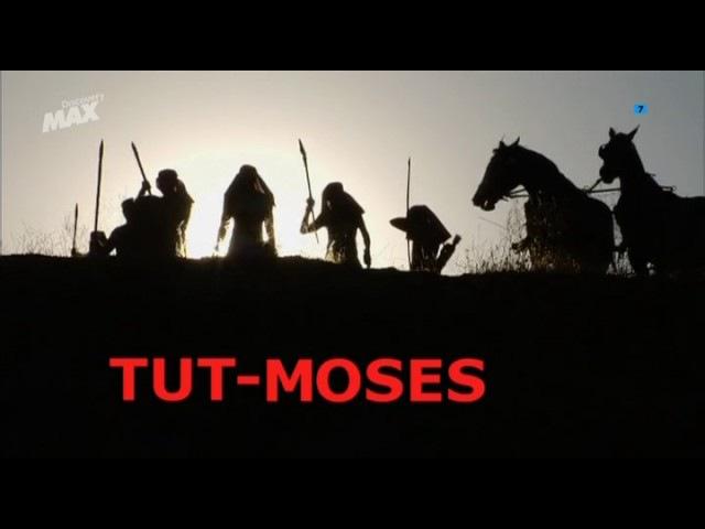 Documental. Religión. Los secretos de la biblia 1- Exodo