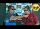 Renato Gaúcho MITA em entrevista para ESPN e dá apito para repórter