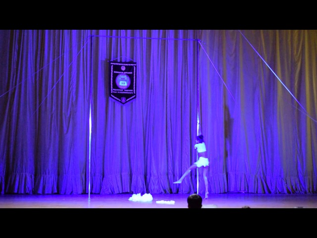 Гілка Олена Андріївна Unity Fitness Club POLE DANCE Юніори 12 17 років аматори
