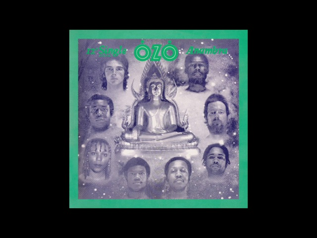 Ozo 'Anambra' 12 Extended Mix Official Reissue