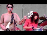 Warpaint - Bees @ The Hollywood Bowl